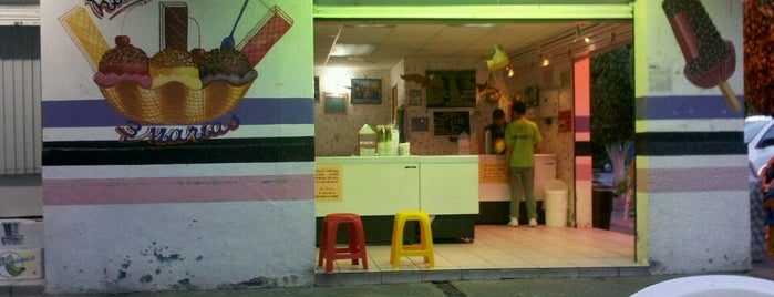 Paletas Y Helados La Única is one of The 15 Best Family-Friendly Places in Mexico City.