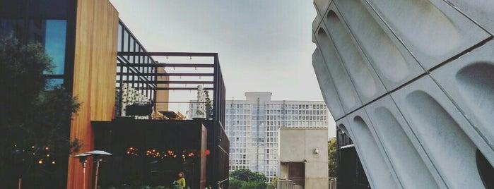 Otium is one of Los Angeles.