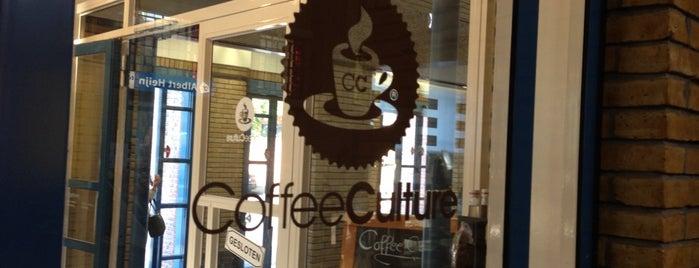 Coffee Culture is one of nog te ontdekken.