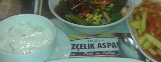Meşhur Özçelik Aspava is one of Ankara / Karma Öneri.