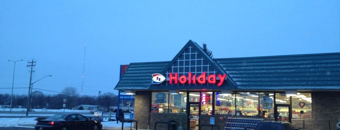 Holiday Station Store is one of Common Occurances.