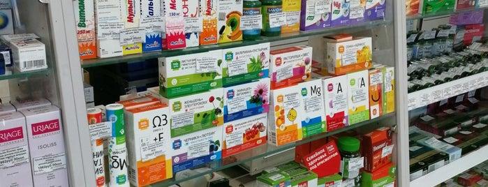 Аптека Целитель is one of принимают карты VISA.