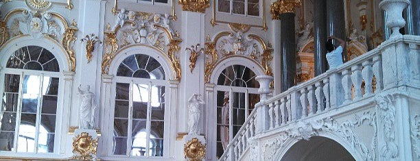 Hermitage Museum is one of Best Museums in the World.