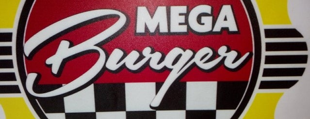 Mega Burger 360 is one of Lugares Visitados.