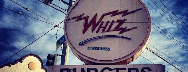 Whiz Burgers is one of You Scream...I Scream.