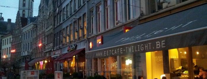 Eetcafé Twilight is one of When in Gent.