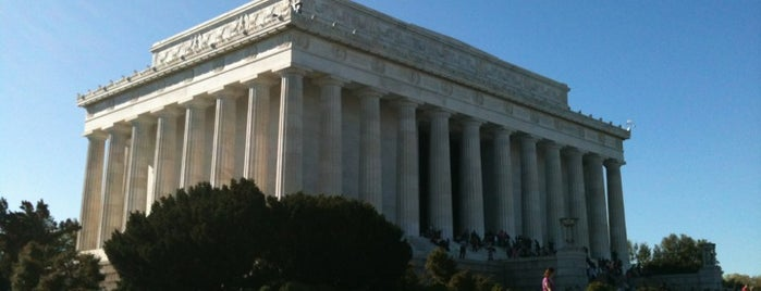 Mémorial Lincoln is one of ♡DC.