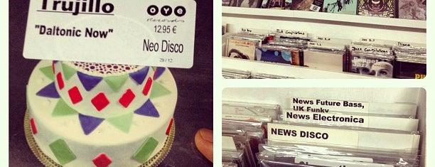 OYE Records is one of Vinyl in Berlin.