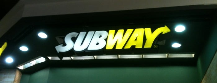 Subway is one of Shopping SP Market.