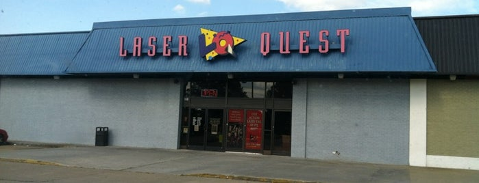 Laser Quest is one of Arcades.