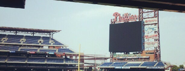 Citizens Bank Park is one of This is How We Live.