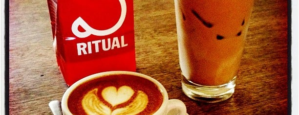 Ritual Coffee Roasters is one of Potable Coffee Global.