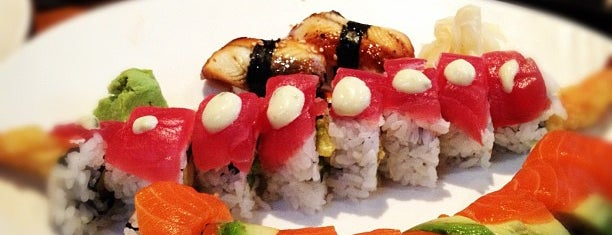 Maiko Sushi Lounge is one of Restaurants.