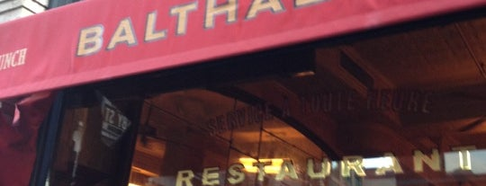 Balthazar is one of Eat NYC.