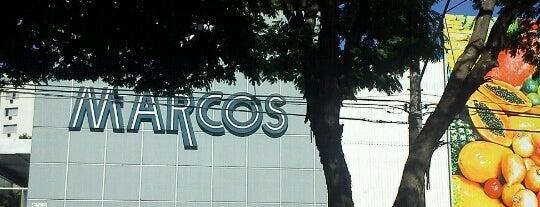 Marcos is one of Pontos Turisticos Essenciais Goiania.