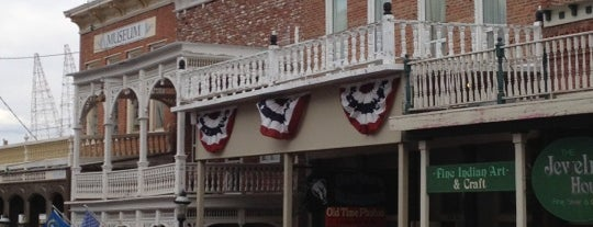 Virginia City, NV is one of The Great Outdoors.