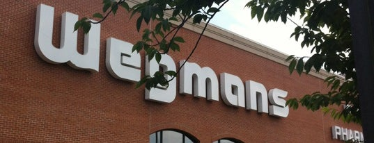 Wegmans is one of Delverde Pasta.