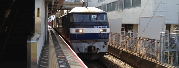 Seta Station is one of アーバンネットワーク 2.