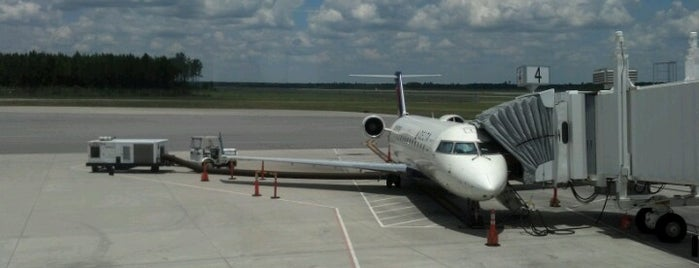 Northwest Florida Beaches International Airport (ECP) is one of Other Airports.
