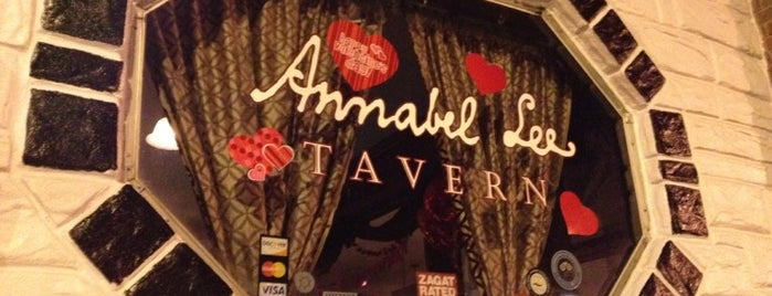 Annabel Lee Tavern is one of Baltimore's Best Pubs - 2012.