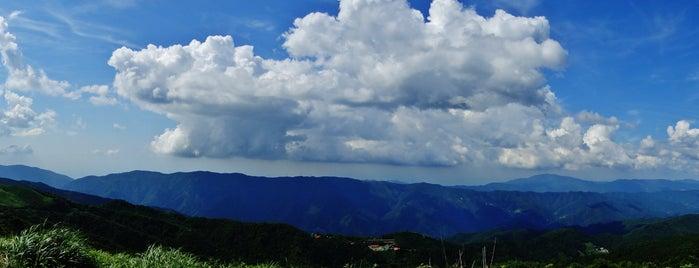 塩塚高原 展望台 is one of 四国の山.