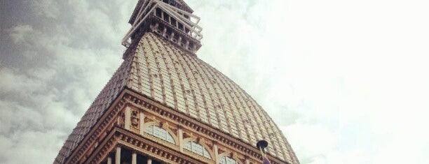 Mole Antonelliana is one of #4sqCities #Torino - 80 Tips for travellers!.