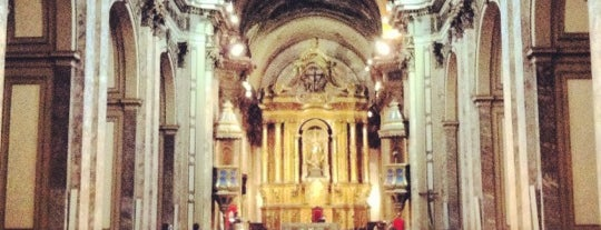 Catedral Metropolitana de Buenos Aires is one of Guide to Bs As's best spots.