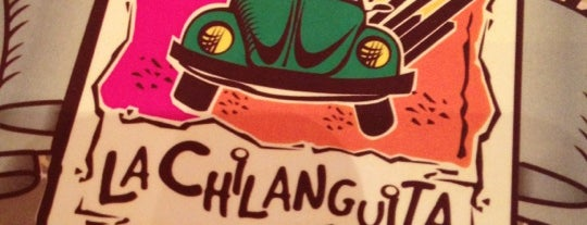 La Chilanguita is one of Antros,bares.