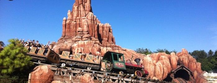 Big Thunder Mountain is one of Disney.