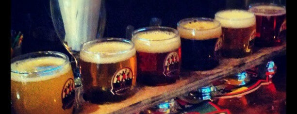 The 3 Brewers is one of Favorite Food.