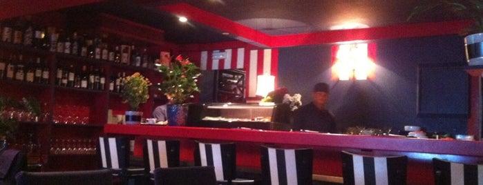 Sushi des Artistes is one of Restaurantes Malaga.