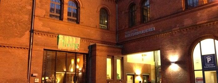 Kino in der Kulturbrauerei is one of Berlin.