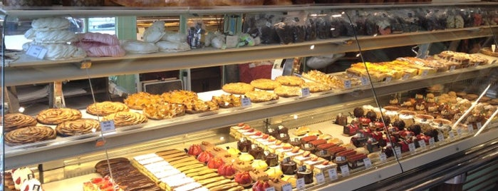 Béchu is one of Bakery in Paris.