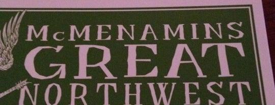 McMenamins Mill Creek is one of WABL Passport.