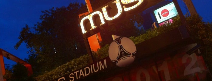 Muse is one of All Bars & Clubs: TalkBangkok.com.