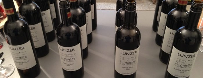 Favorite Places to drink / buy great Austrian Wine