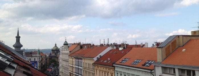 Pension Březina is one of Prague.