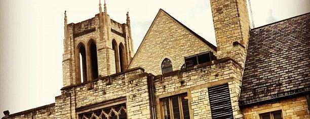 Hartford Memorial Baptist Church is one of Worship with Lauren.