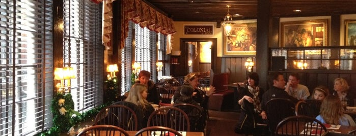 Union Oyster House is one of Boston's Best Seafood - 2012.