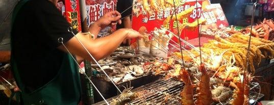 六合夜市 Liouhe Night Market is one of CV. Sigma Tripple Engineering.