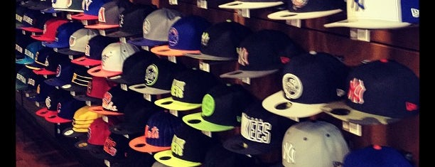 New Era Flagship Store: New York is one of New Era Stores.