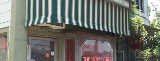 The Roast Grill is one of North Carolina To-Do.