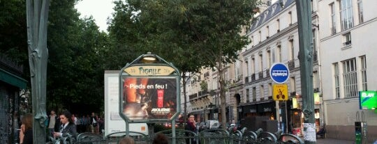 Place Pigalle is one of Most famous places in Paris.