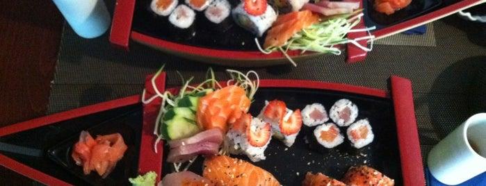 Sushinaka is one of Sushi.