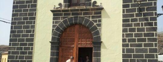 Iglesia de Santa Ana is one of Islas Canarias: Tenerife.