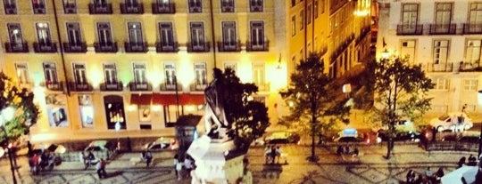 Praça Luís de Camões is one of Lissabon.