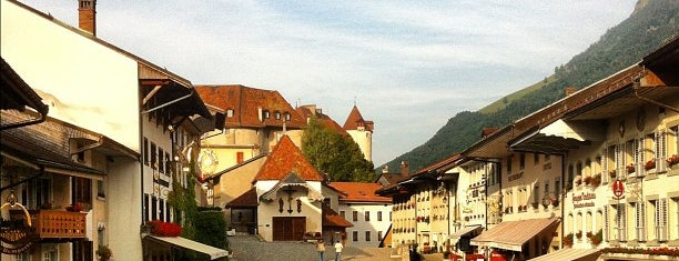 Gruyères is one of Part 3 - Attractions in Europe.