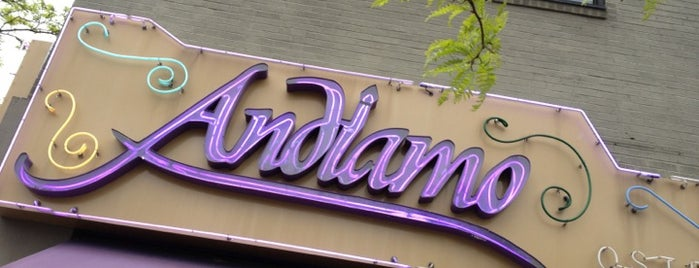 Andiamo Royal Oak is one of Michigan Restaurants.