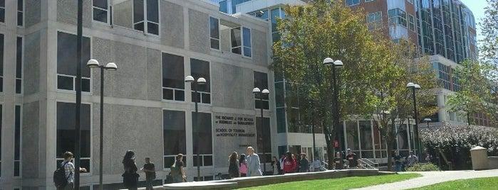 Speakman Hall is one of Temple University.