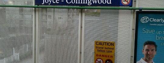 Joyce - Collingwood SkyTrain Station is one of Bristish Columbia.